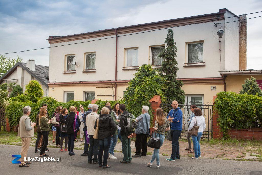 Będzin - Spacer śladami Rutki Laskier. Fot. Rafał Opalski