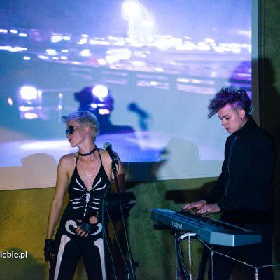 """Koncert Sexy Suicide w """"Księgarni"""" - Fot. Paweł Matyjaszczyk"""