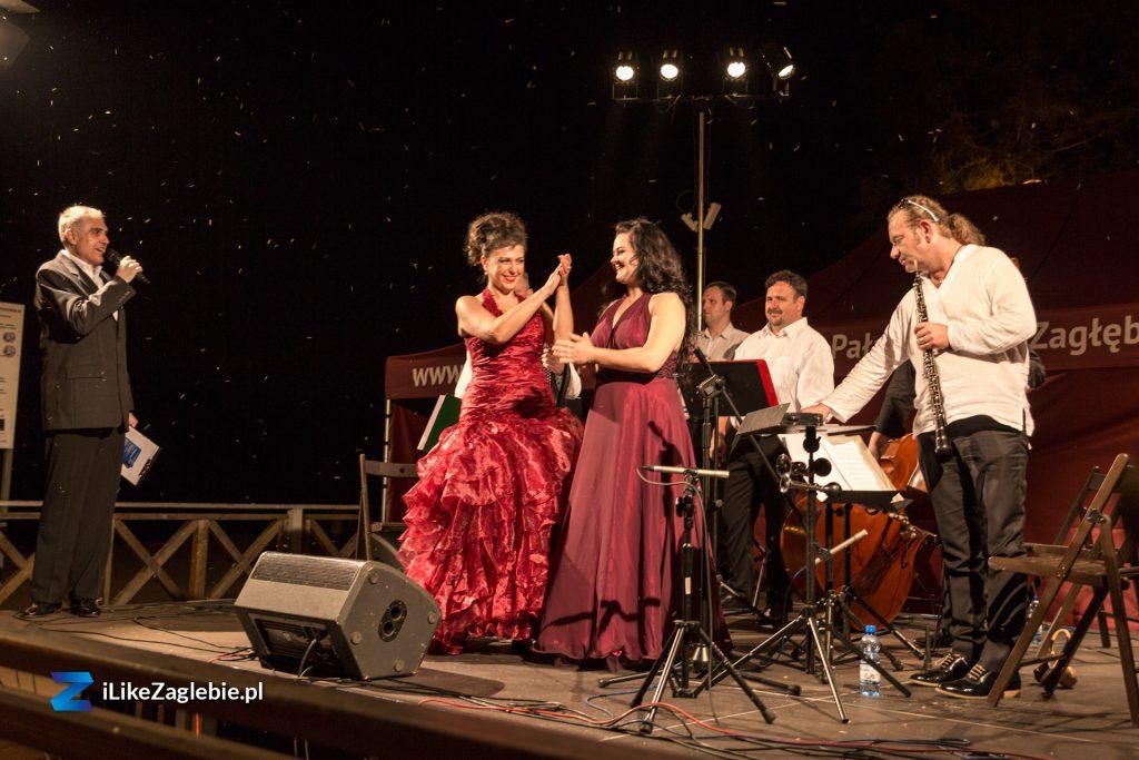 Koncert Oblicza Tanga 2016 - Pogoria III - Dąbrowa Górnicza. Fot: Radek Struzik
