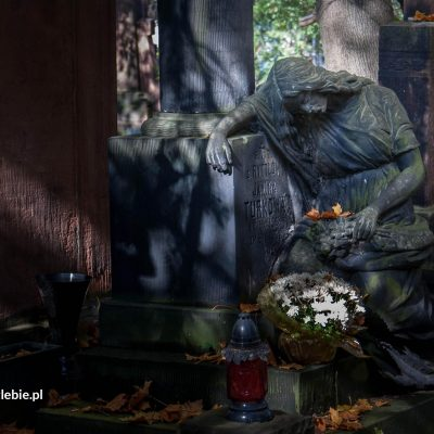 Cmentarz na ul. Smutnej - Fot. Rafał Opalski