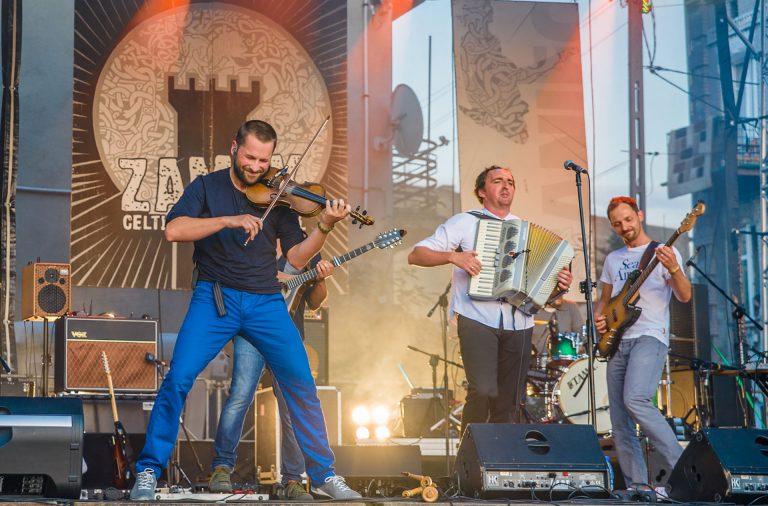 Będzin - Festiwal Muzyki Celtyckiej 2016