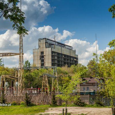 Budynek SUM - maj 2016. Fot.Rafał Opalski