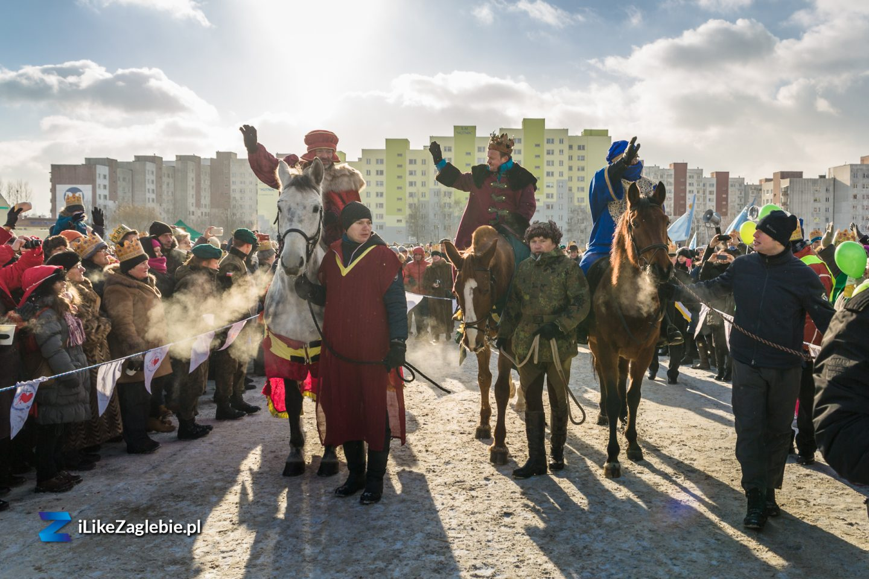 Orszak Trzech Króli w Sosnowcu
