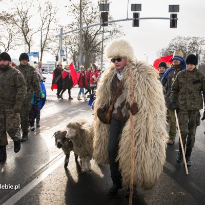 Orszak Trzech Króli, Sosnowiec